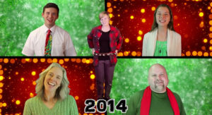2014 - The Most Wonderful Time of the Year